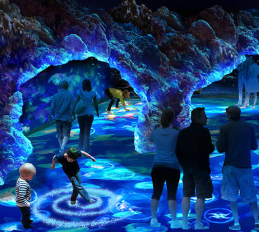 Go on an Ocean Odyssey in Times Square with National Geographic
