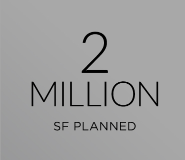 2 Million Square Feet Planned