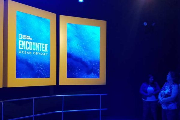 National Geographic Encounter Ocean Odyssey